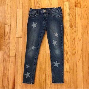 Gap Star Jeggings Girls size 8 Regular